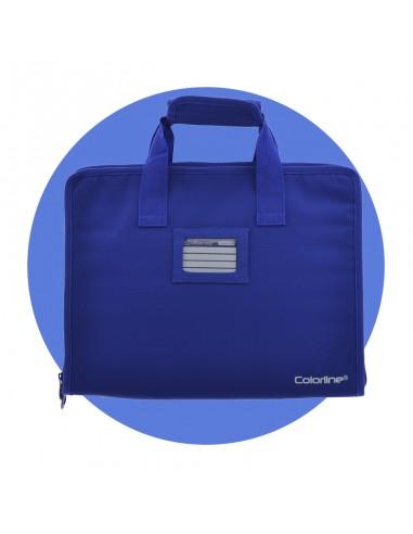Maletín Zipper 2.0 Textil  Colorline