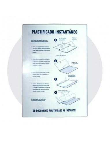 Plastificado Instantáneo A4