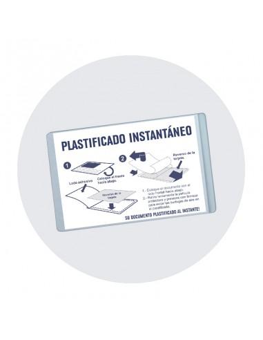 Plastificado Instantáneo  de tarjetas