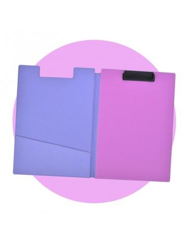 Portafolio con Pinza Dynamic Colors