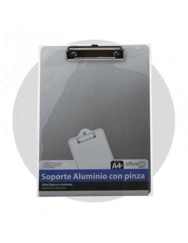 Soporte con Pinza Aluminio