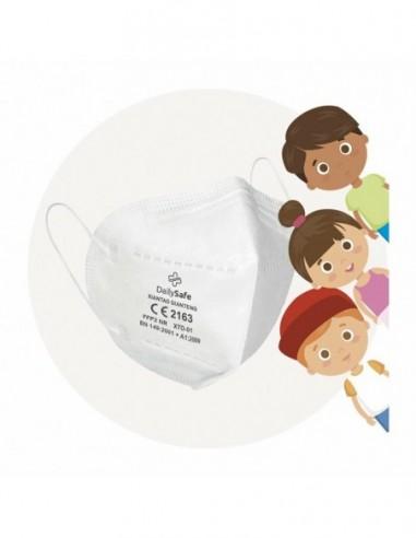 Mascarilla FFP2 Infantil Caja con 10...